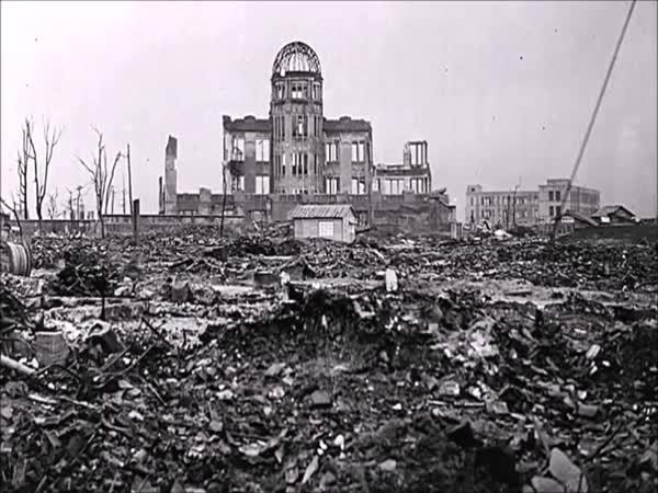 Hirošima tehdy a dnes