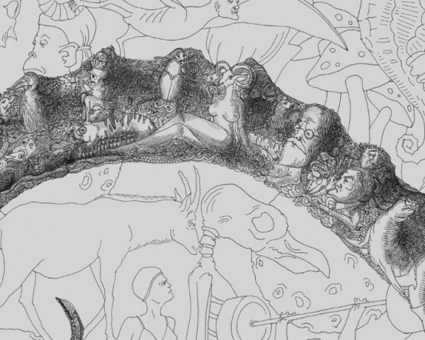 GALERIE – Ilustrace ze stovek ilustrací