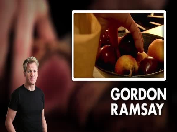 Gordon Ramsay - Tipy do kuchyně