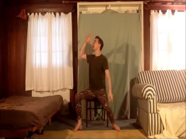 Šílený tanečník
