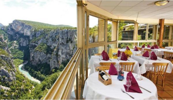 GALERIE - Restaurace s nejlepším výhledem #2