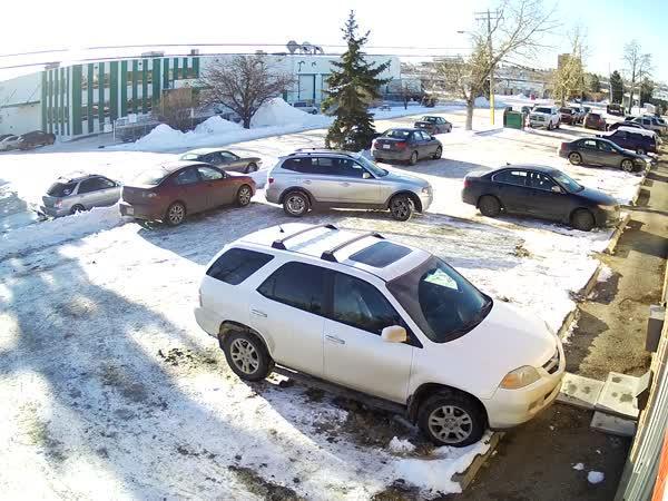 Nejhorší řidič v Calgary
