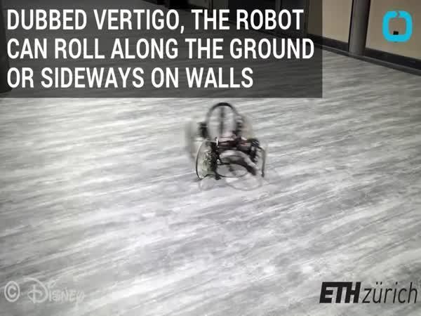 Robot VertiGo
