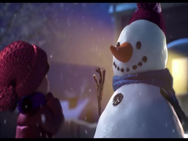 Zapomenutý sněhulák