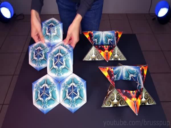 Nejkrutější origami ze všech!