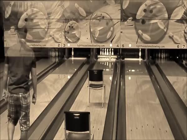 Nejlepší bowlingový hod