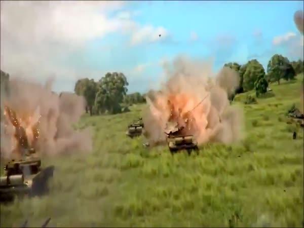 Jak bojovat proti tankům
