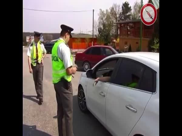 Policejní šikana na Slovensku