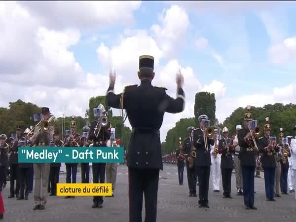 Oslavy Dne dobytí Bastily