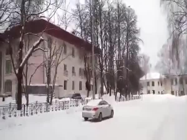 Rusko - Setkání s medvědem