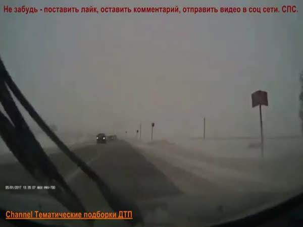 Rusko - Dopravní nehody #127
