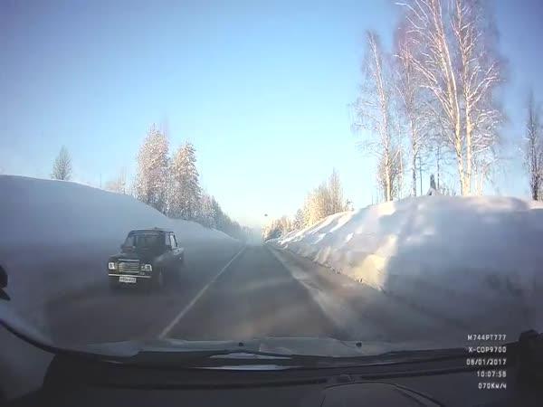 Rusko – Nepříjemná srážka #544