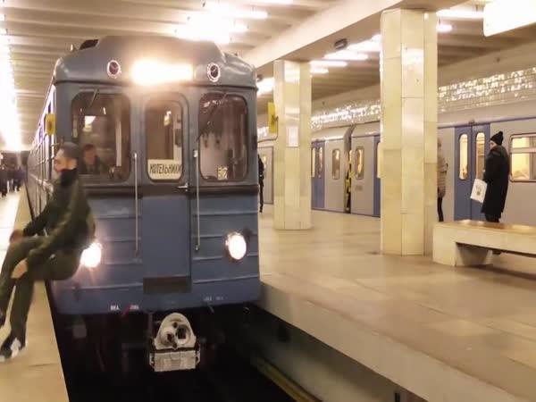 Rusko – Adrenalin v metru