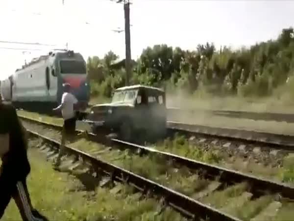Rusko – Chtěli si zkrátit cestu
