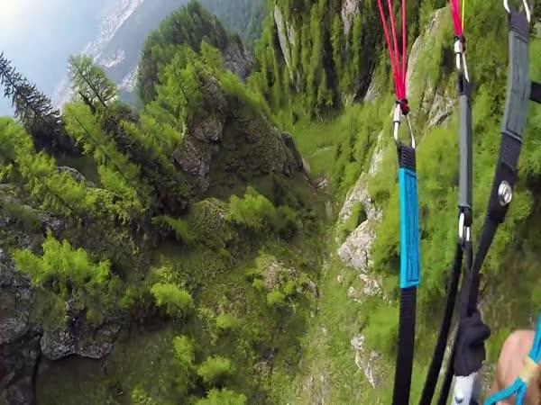 Adrenalin v rumunských Karpatech