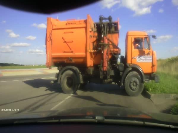 Ruské silnice aneb tam nechceš