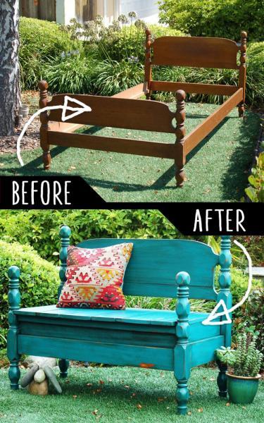 GALERIE – Jak využít starý nábytek