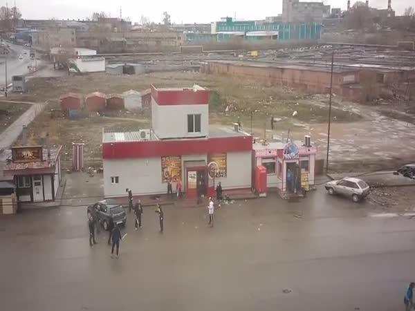 Pouliční bitka v Rusku #28