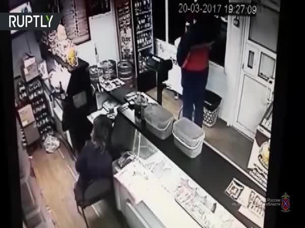 Rusko - Nepovedená loupež #51