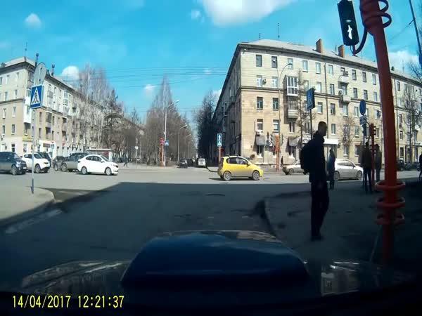 Oprava semaforu