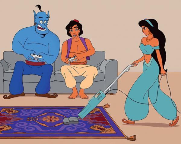 GALERIE - Disneyovky v moderním světě