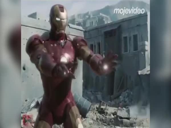 Parodie - Iron Man