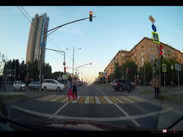 Motonehoda z Ruska #132