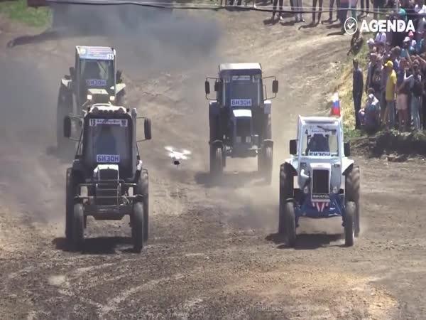 Rusko – Šílené závody traktorů