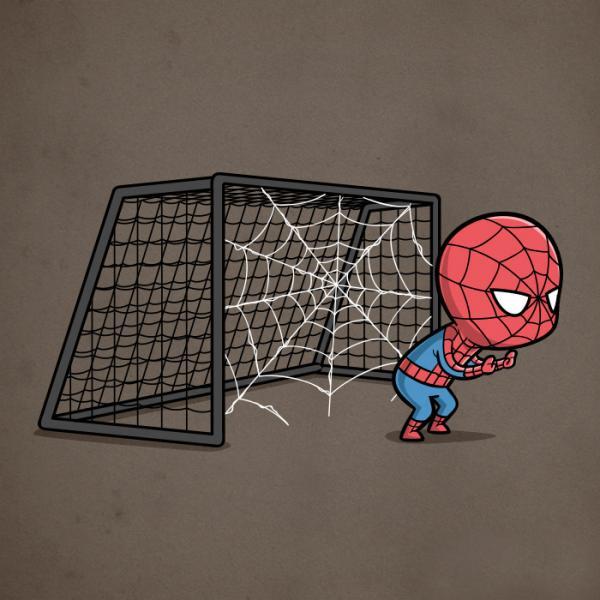GALERIE - Superhrdinové ve sportu