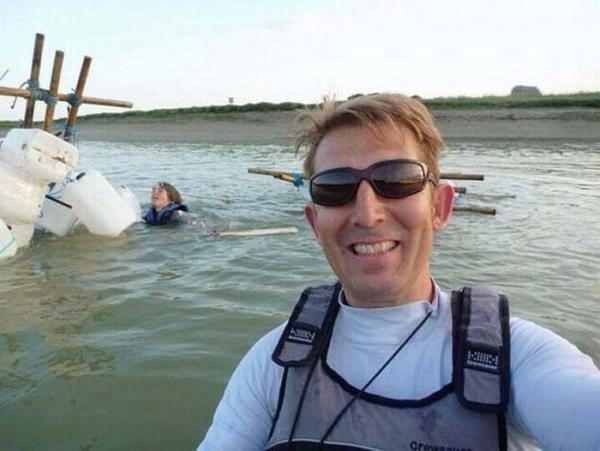 GALERIE - Naprosto nevhodné selfie 1