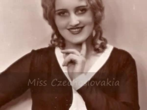 Miss Europe 1930
