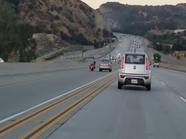 Dopravní nehoda v USA #570