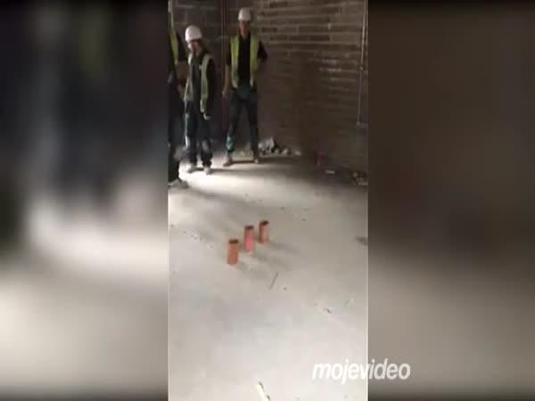 Ukaž svou kopací techniku