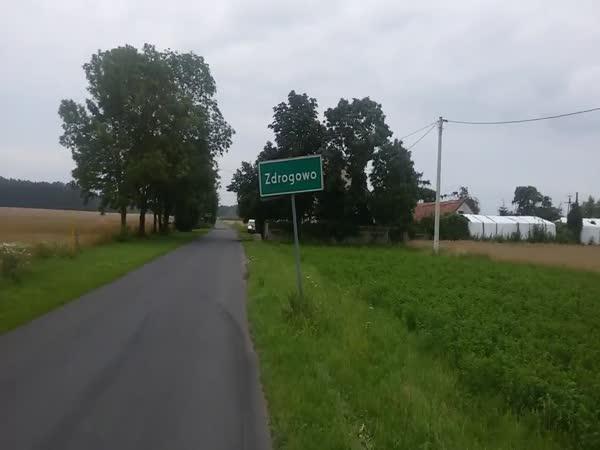 Jedna z nejmenších obcí Polska