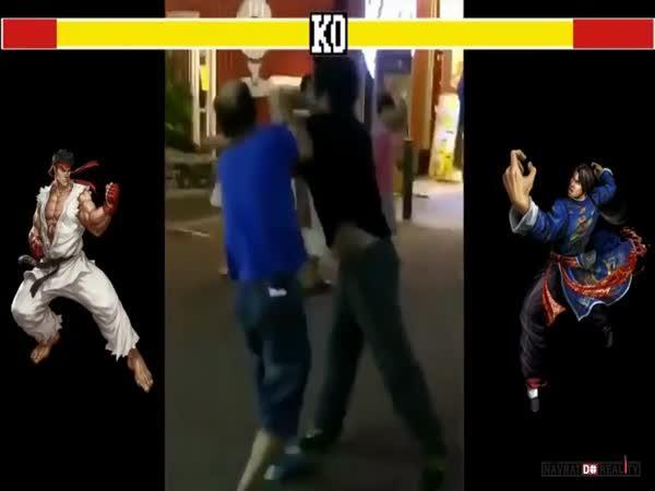 Bitka ve stylu Mortal Kombat