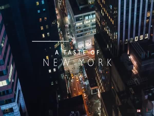 Timelapse - A Taste of New York