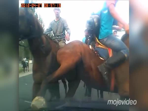 Rusko – Kolik koní máš nad kapotou?