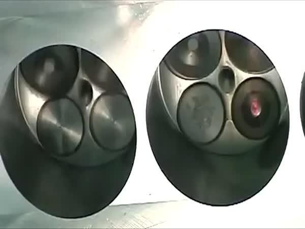 Ventily motoru BMW S1000RR