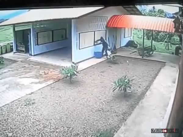 Nepovedená loupež v Thajsku #55