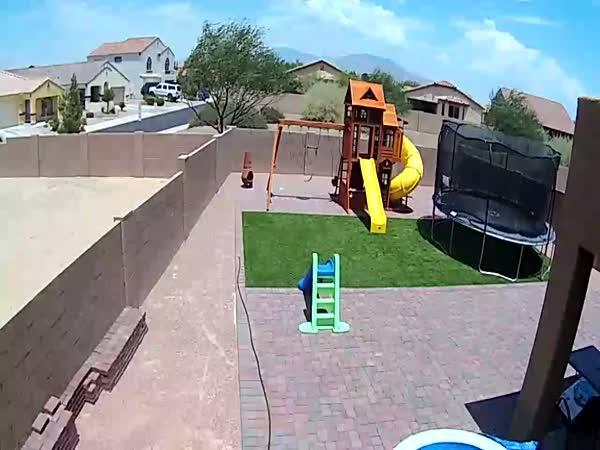 Létající trampolína