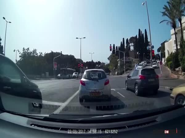 Dopravní nehoda v Izraeli #558