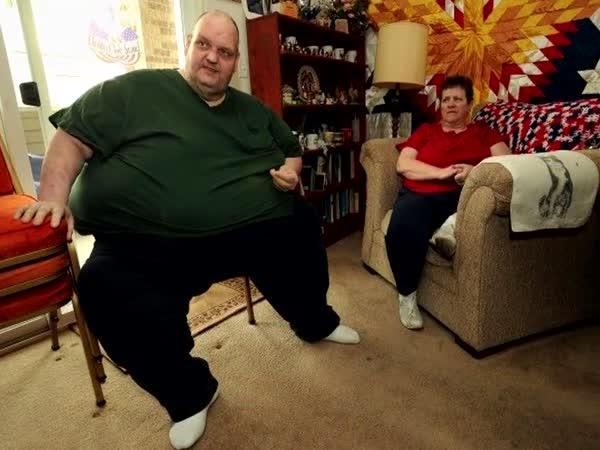 TOP 5 - Nejtlustší lidi na světě