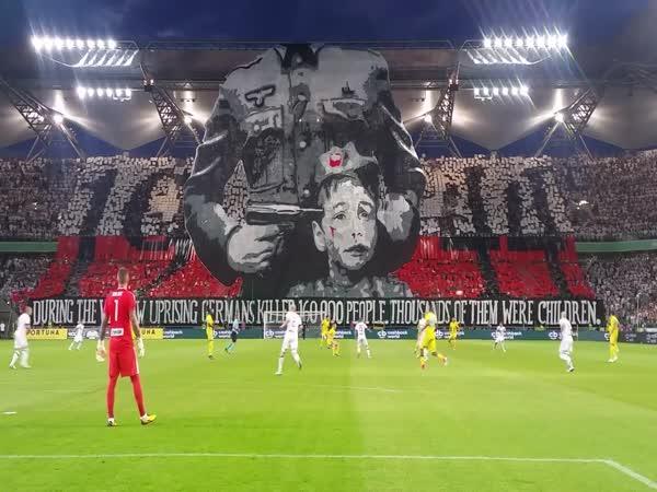 Vzpomínka na fotbalový zápas 1944