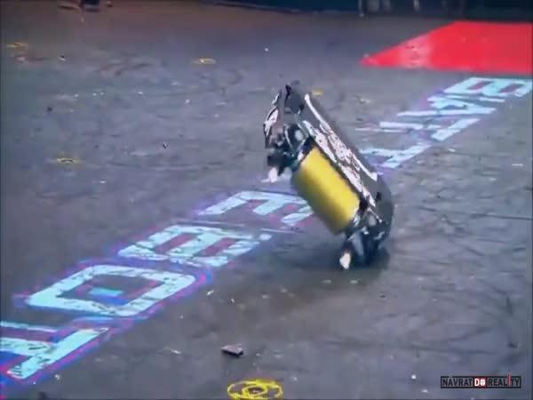 Souboje robotů BattleBots