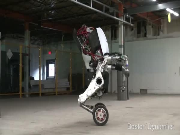 Robot jménem Handle