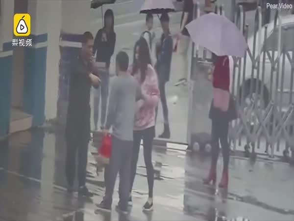 Nepovedená loupež v Číně #52