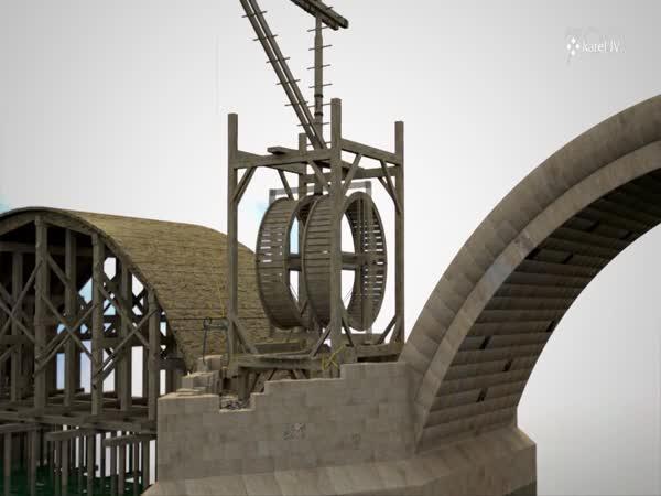 Jak se stavěl Karlův most