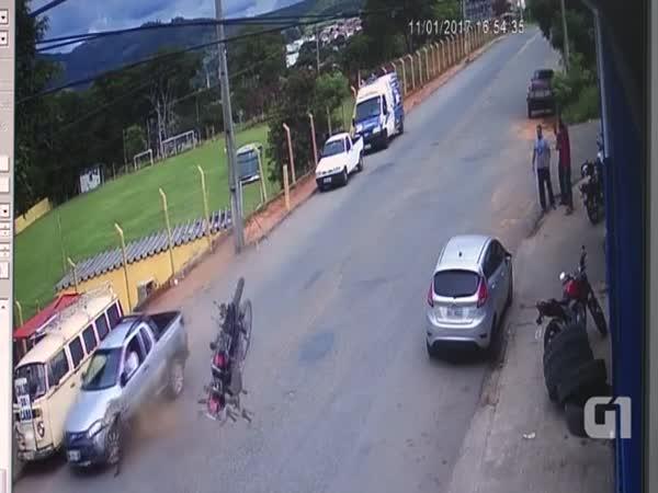 Motonehoda v Brazílii #117