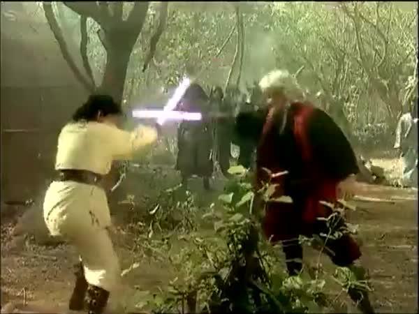 Indické Hvězdné války