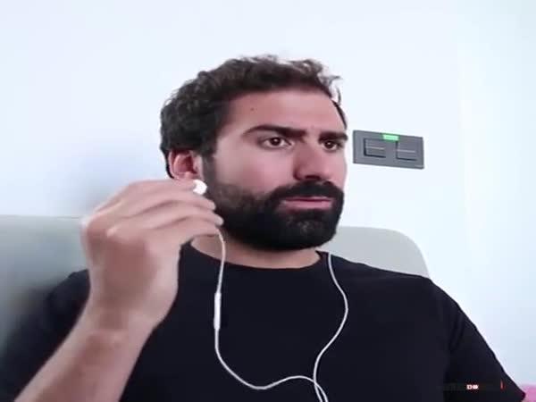 Smolař Jorge a jeho rutina